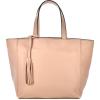 Small leather PARISIAN tote bag