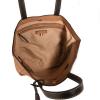 Small nubuck leather PARISIAN tote bag