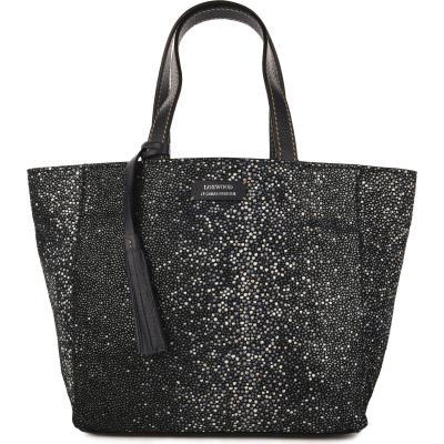 Small leather PARISIAN tote bag Stingray Style