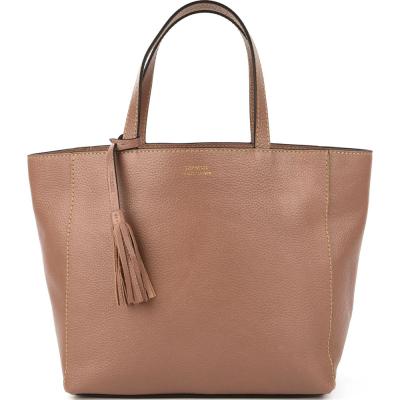 Medium leather PARISIAN tote bag