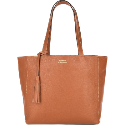 MONTMARTRE - Leather tote bag