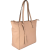 TROCADÉRO - Zipped tote carry on the shoulder
