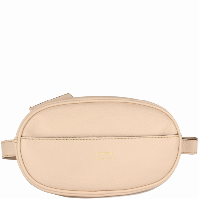Leather bag fanny pack