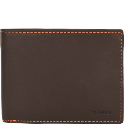 American style wallet in Nappa leather