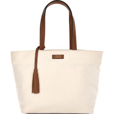 Medium canvas tote bag