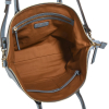 CAMBRONNE - Zipped grained leather bag