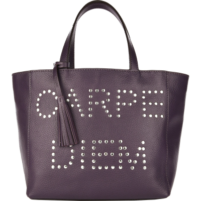 CARPE DIEM - Medium Parisian Tote bag