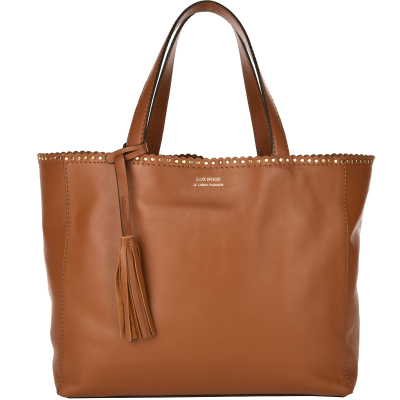 Medium Parisian Tote Bag - Nappa Leather