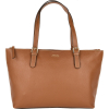 HONORÉ BAG Adjustable handles - Grain leather