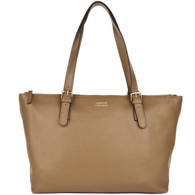 HONORÉ BAG Adjustable handles - Grain leather