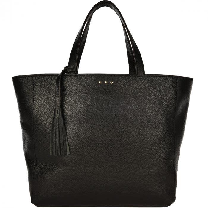 Large PARISIAN Tote bag - Grain leather