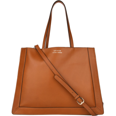 BASTILLE - Vegetable leather tote bag