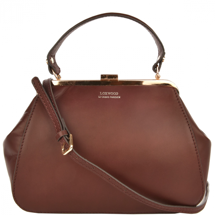 AUTEUIL - Vegetable leather bag