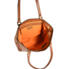 NEW ARLETTY - Large grained leather handbag