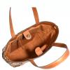 JOY - Saddle leather tote bag