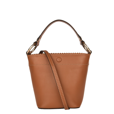 MONCEAU - Chain bag Scalloped
