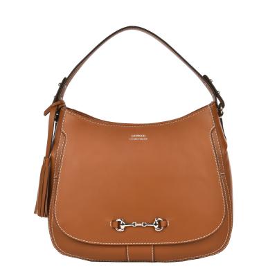 OPERA - Grand sac en cuir naturel