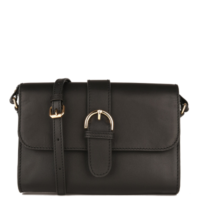 LOUISE - Natural leather clutch bag