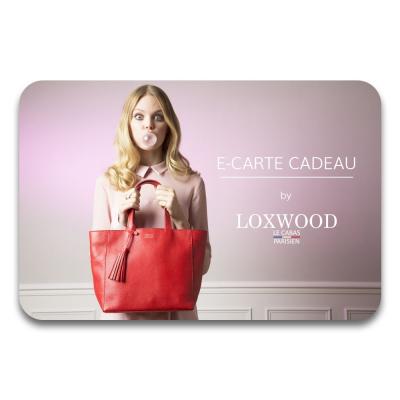 Carte Cadeau LOXWOOD 50 euros