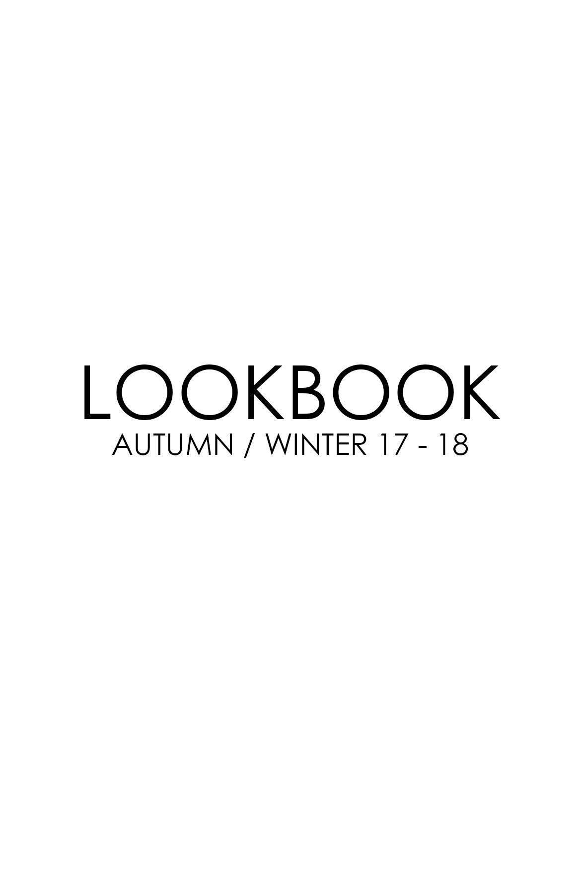 Lookbook Loxwood Automne Hiver 2017 2018